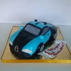 """Торт для мальчика """"Машина"""""""