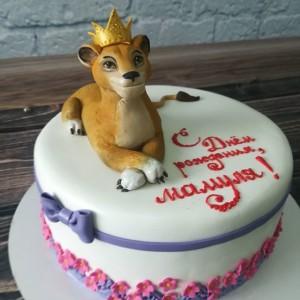 """Торт """"Мама-Царица"""""""