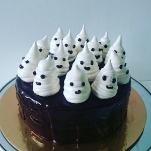 "Торт ""Хеллоуин"""