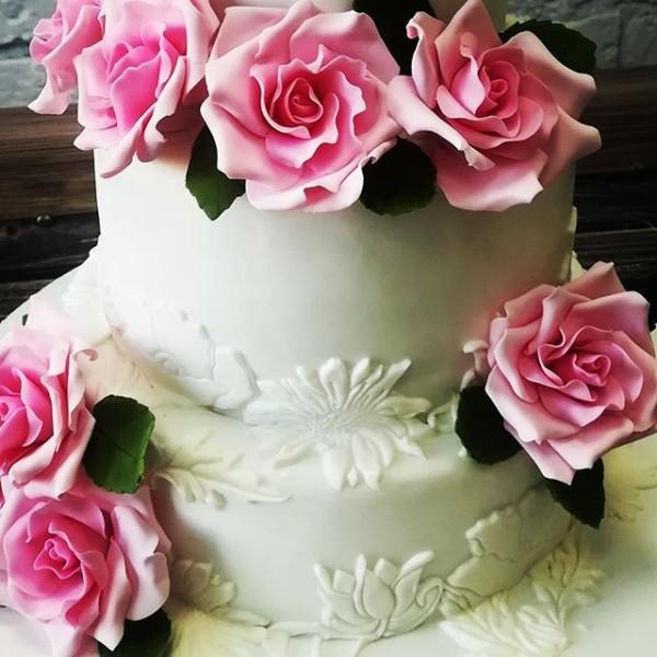 """Торт """"Свадебный"""" Арт. 00308"""