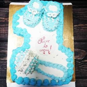 """Торт """"Малышу на годик"""" Арт. 00345"""