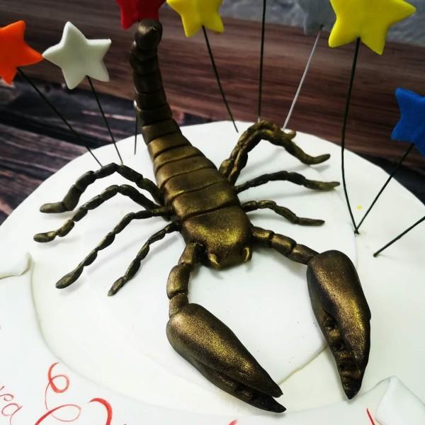 "Торт ""Скорпион"" Арт. 00326"