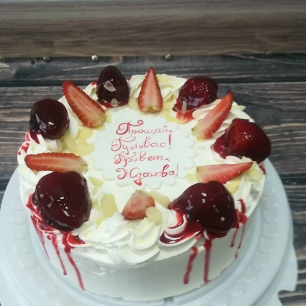"""Торт """"Ягодный рай"""" Арт. 00328"""