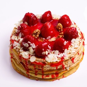 """Торт """"Ягодный каприз"""" Арт. 00383"""
