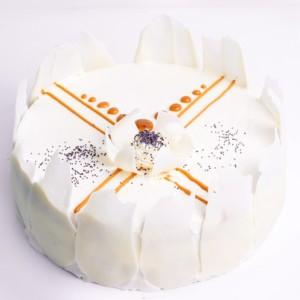 """Торт """"Белый лотос"""" Арт. 00386"""