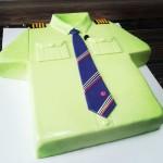 "Торт ""Рубашка для пилота"" Арт. 00378"