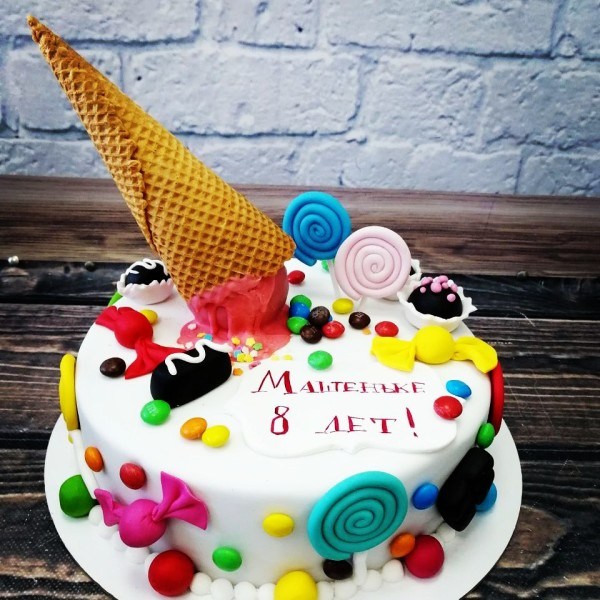 """Торт """"Куча сладостей"""" Арт. 00435"""