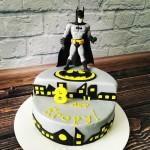 """Торт """"Бэтмен"""" Арт. 00430"""