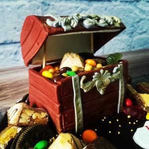 "Торт ""Сундук со сладостями"" Арт. 00424"