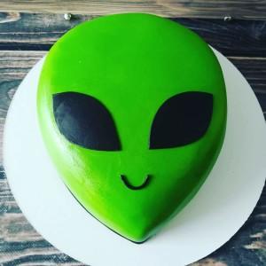 "Торт ""Инопланетянин"" Арт. 00440"