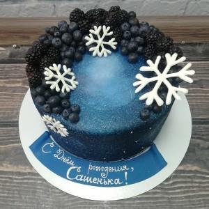 """Торт """"На день рождения"""" Арт. 00441"""