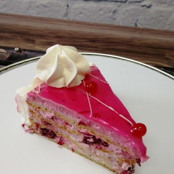"""Торт """"Ягодный смузи"""" Арт. 00439"""