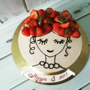 """Торт """"Ягодный"""" Арт. 00472"""