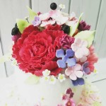 "Торт ""Букет цветов"" Арт. 00473"
