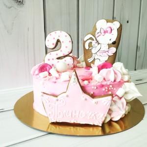 """Торт """"Торт с пряниками"""" Арт. 00485"""