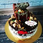 "Торт ""Сундук со сладостями"" Арт. 00480"