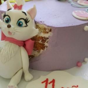 """Торт """"Объевшаяся кошка"""" Арт. 00496"""