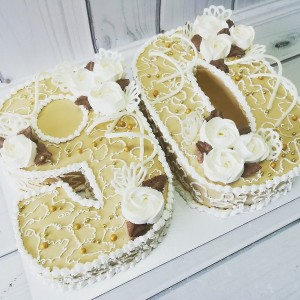 """Торт """"На 90 лет"""" Арт. 00519"""