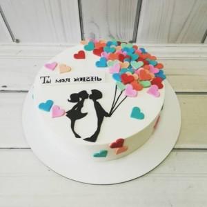 """Торт """"На День рождения"""" Арт. 00533"""