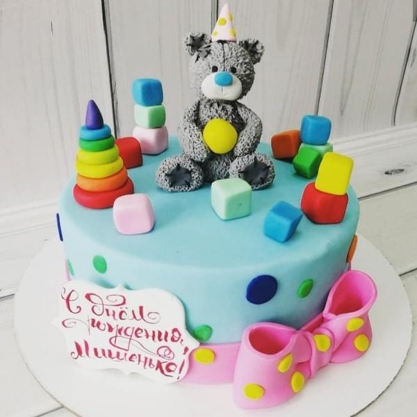 """Торт """"На день рождения"""" Арт. 00552"""