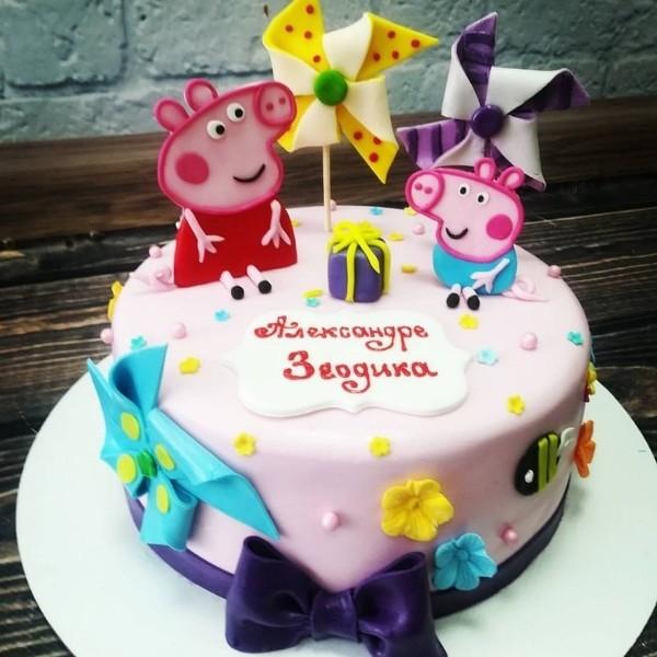 "Торт ""Свинка Пеппа"" Арт. 00565"