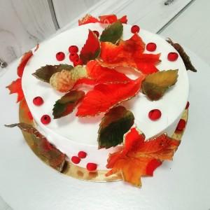 """Торт """"Осенний """" Арт. 00545"""