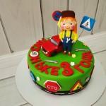 """Торт """"На 3 года"""" Арт. 00546"""