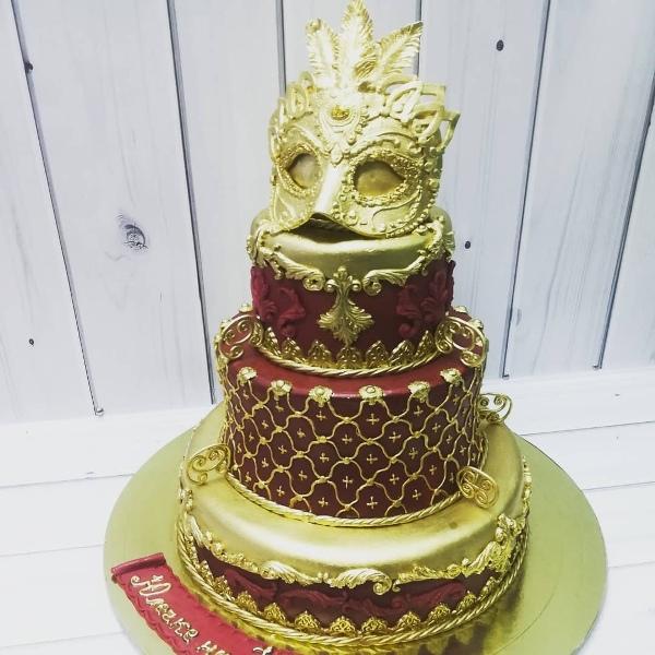 """Торт """"На день рождения"""" Арт. 00587"""