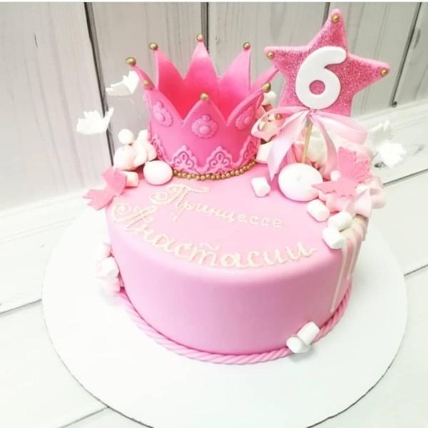 """Торт """"Для принцессы"""" Арт. 00588"""