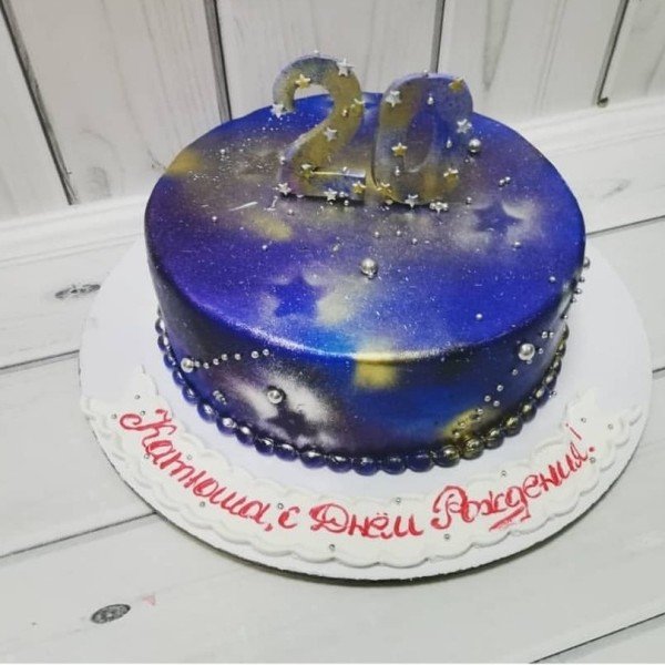 """Торт """"Космический"""" Арт. 00594"""