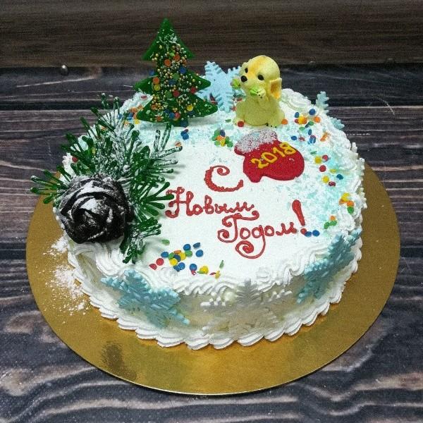 "Торт ""На новый год"" Арт. 00577"