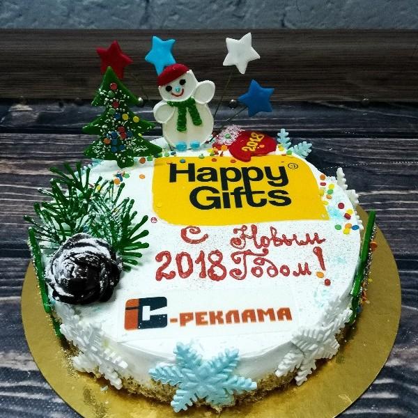 "Торт ""На новый год"" Арт. 00578"