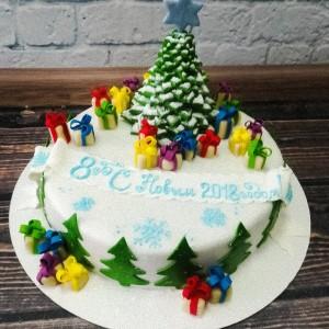 "Торт ""На новый год"" Арт. 00583"