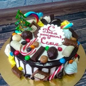 "Торт ""На новый год"" Арт. 00573"