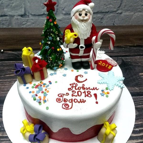 "Торт ""На новый год"" Арт. 00575"