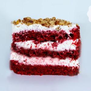 """Модный торт """"Красный бархат"""""""