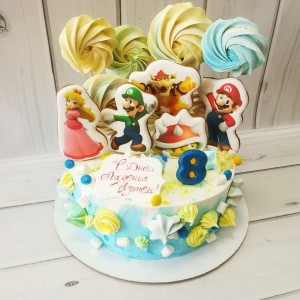 "Торт ""Супер Марио"" Арт. 00601"