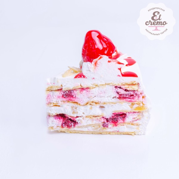 """Торт-десерт """"Ягодный рай"""""""