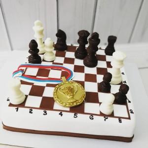 """Торт """"Шахматы"""" Арт. 00628"""