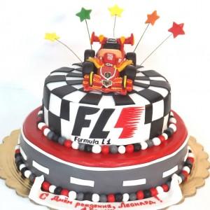 "Торт детский ""Формула 1"""