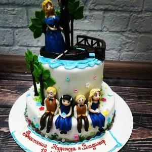 "Торт ""На венчание"" Арт. 00321"