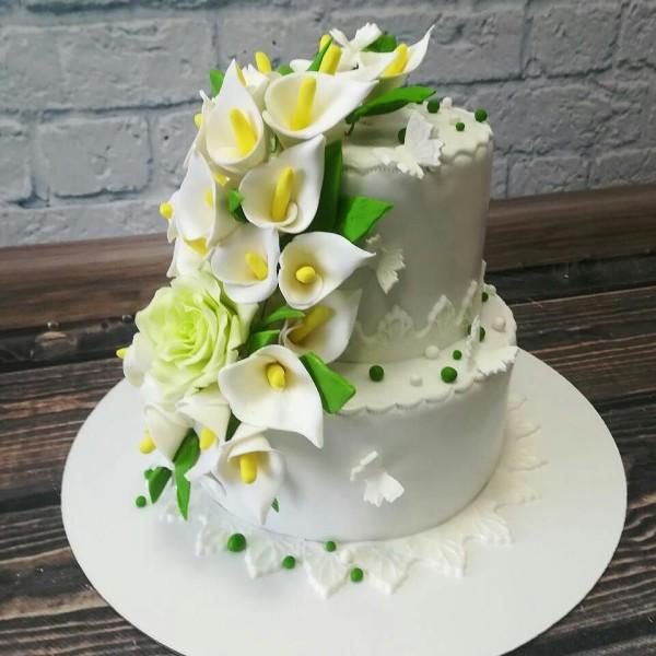 """Торт """"Несравненная красота"""" Арт. 00310"""