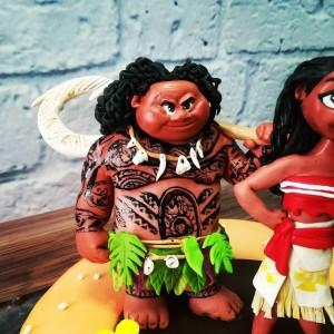 """Торт """"Моана и Мауи"""" Арт. 00333"""