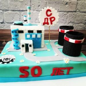 """Торт """"Для инженера"""" Арт. 00330"""