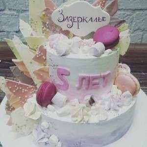 """Торт """"Зазеркалье"""" Арт. 00355"""