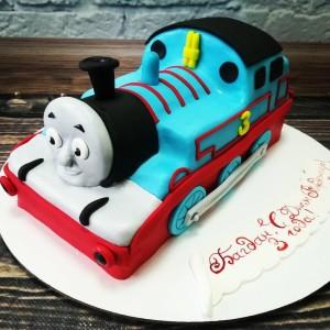 """Торт """"Паровоз Томас"""" Арт. 00363"""