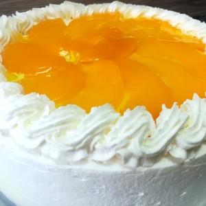 """Торт """"Абрикосовое утро"""" Арт. 00410"""