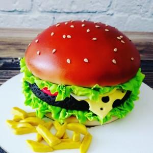 """Торт """"Гамбургер"""" Арт. 00379"""