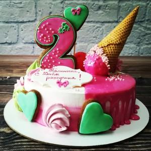 """Торт """"Мороженое"""" Арт. 00456"""