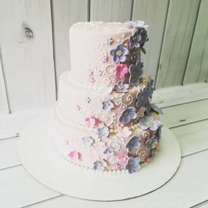 """Торт """"Свадебный"""" Арт. 00476"""